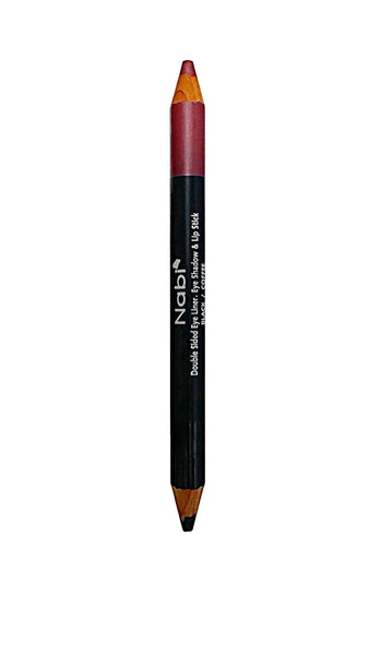 DEL08 - 3 in 1 Jumbo Duo Pencil Coffee