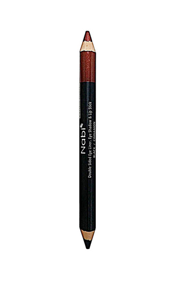 DEL10 - 3 in 1 Jumbo Duo Pencil Cinnamon
