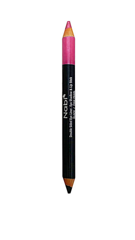 DEL11 - 3 in 1 Jumbo Duo Pencil Pink Pearl