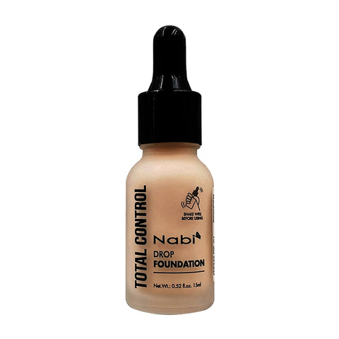 DF-01 TOTAL CONTROL Drop Foundation PORCELAIN