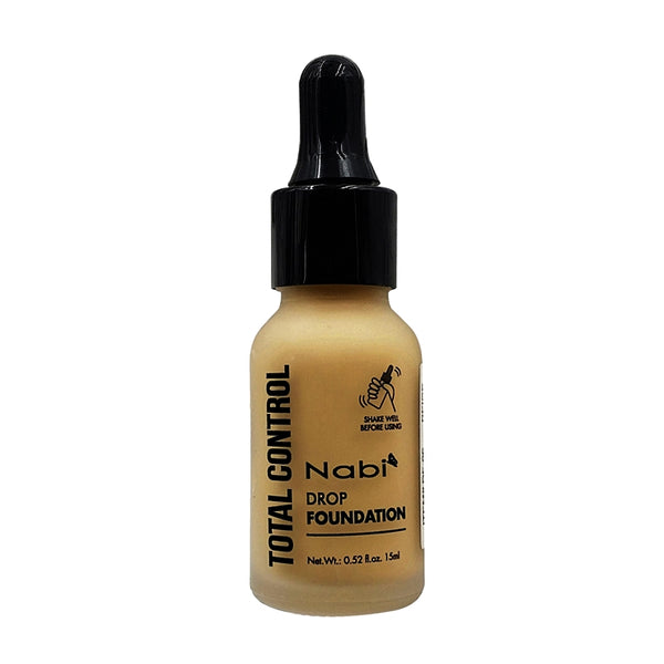 DF-06 TOTAL CONTROL Drop Foundation BEIGE