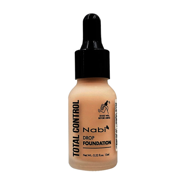 DF-07 TOTAL CONTROL Drop Foundation WARM ROSE