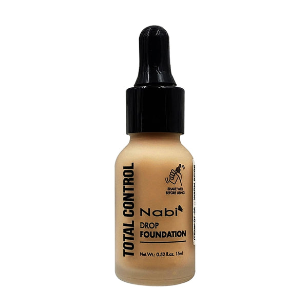 DF-08 TOTAL CONTROL Drop Foundation WARM BEIGE
