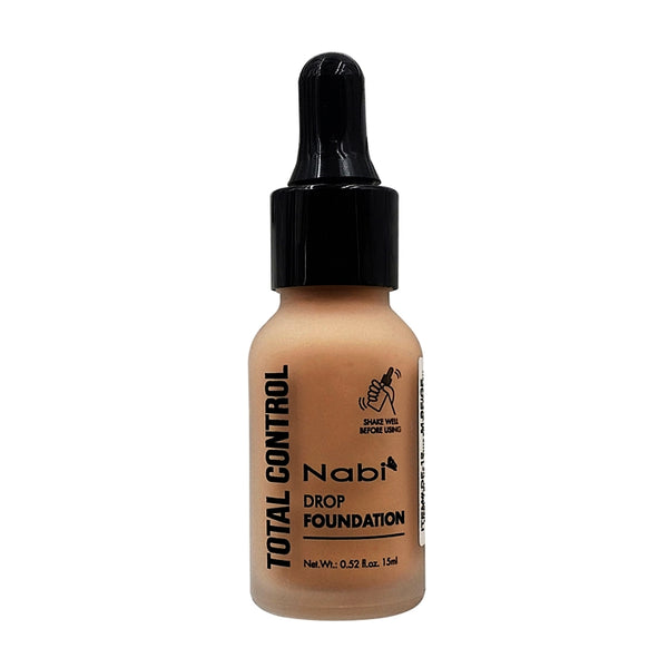 DF-12 TOTAL CONTROL Drop Foundation MEDIUM BEIGE