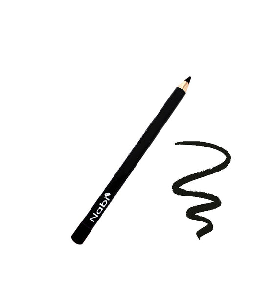 "E01 - 5 1/2"" Short Eyeliner Pencil Black I"