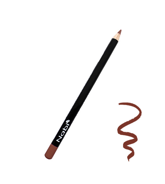 "E02 - 7 1/2"" Long Eyeliner Pencil Brown"