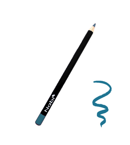 "E08 - 7 1/2"" Long Eyeliner Pencil Peacock"