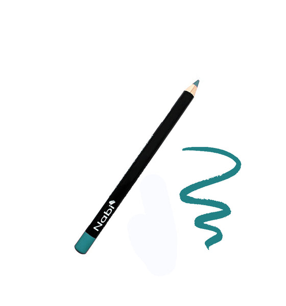 "E08 - 5 1/2"" Short Eyeliner Pencil Peacock"