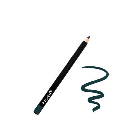"E11 - 5 1/2"" Short Eyeliner Pencil Emerald Green"