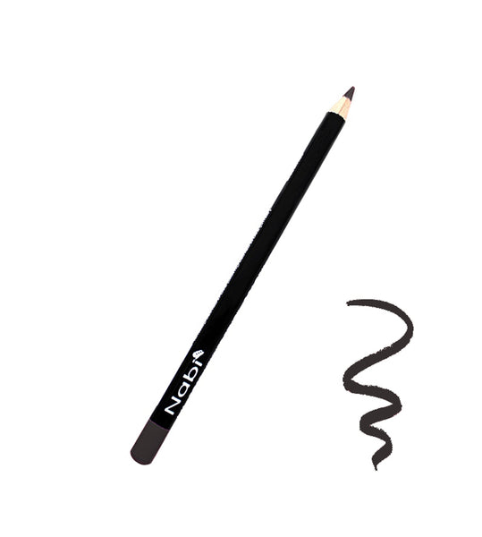 "E12 - 7 1/2"" Long Eyeliner Pencil Chacoal"