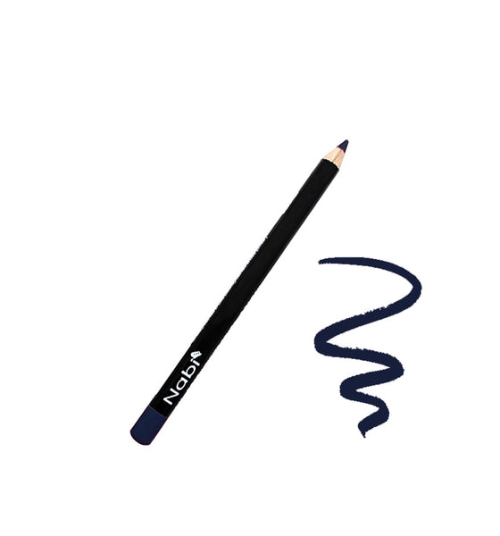 "E13 - 5 1/2"" Short Eyeliner Pencil Navy Blue"