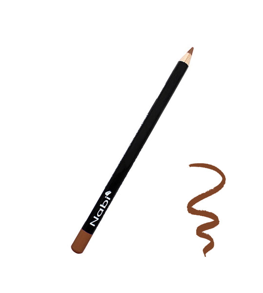 "E14 - 7 1/2"" Long Eyeliner Pencil Medium Brown"