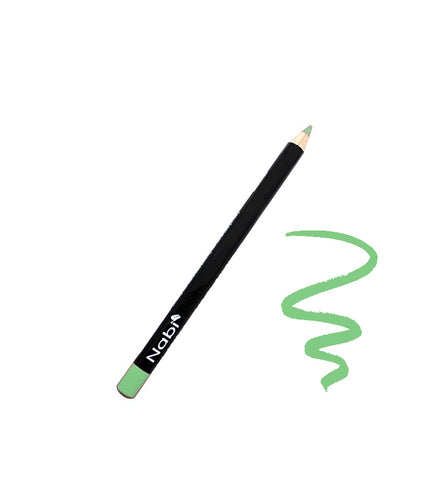 "E18 - 5 1/2"" Short Eyeliner Pencil Lime"