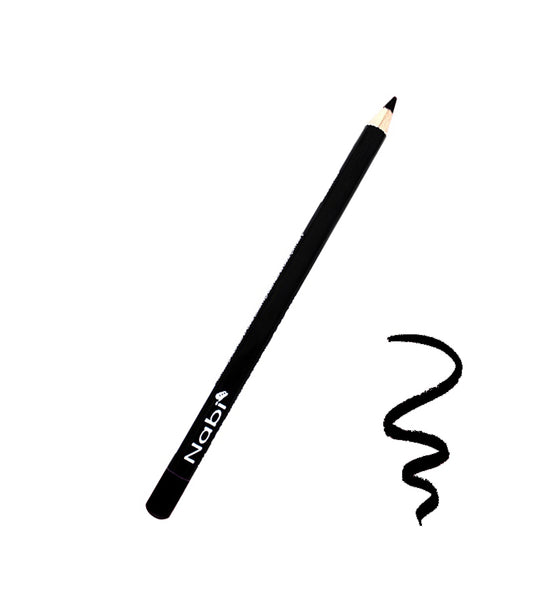 "E19 - 7 1/2"" Long Eyeliner Pencil Black II"