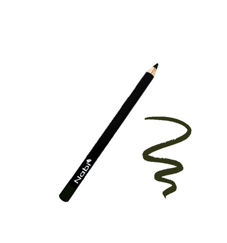 "E25 - 5 1/2"" Short Eyeliner Pencil Lime Green"