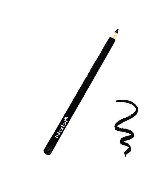 "E27 - 7 1/2"" Long Eyeliner Pencil Black Glitter"
