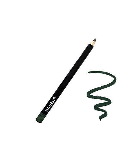 "E30 - 5 1/2"" Short Eyeliner Pencil M.Green Glitter"