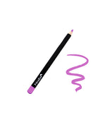 "E32 - 5 1/2"" Short Eyeliner Pencil Purple Glitter"