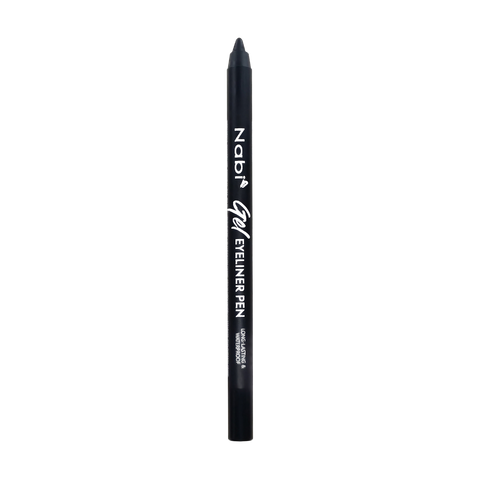 GEL EYELINER PENCIL -GE01 BLACK