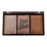 HLP-24(02)  NABI TRIO GLOW GEL HIGHLIGHTER PALETTE
