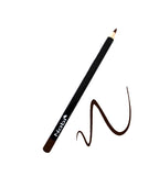 "L26 - 7 1/2"" Long Lipliner Pencil Black Brown"