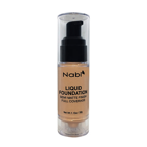 LF02 - LIQUID FOUNDATION IVORY