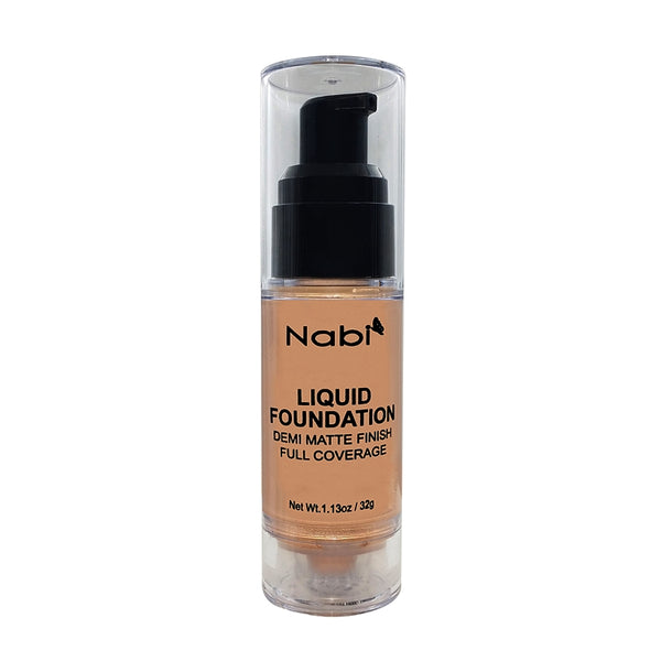 LF08 - LIQUID FOUNDATION CINNAMON