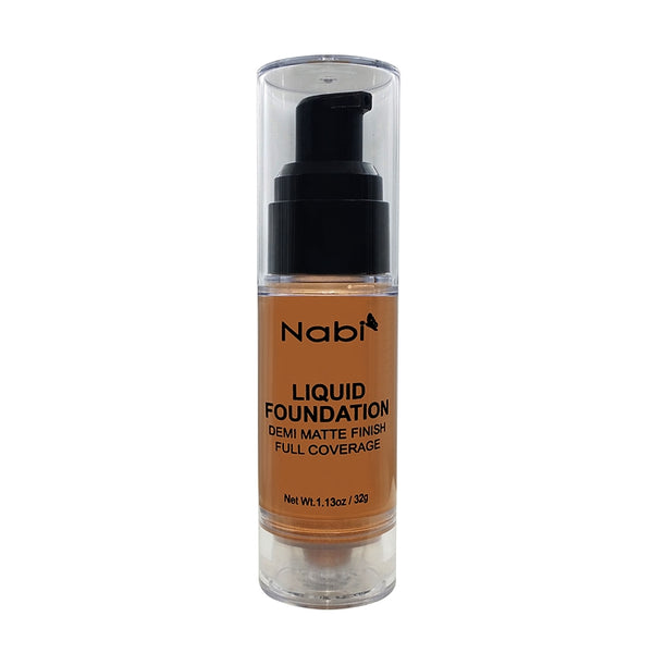 LF11 - LIQUID FOUNDATION NUTMEG