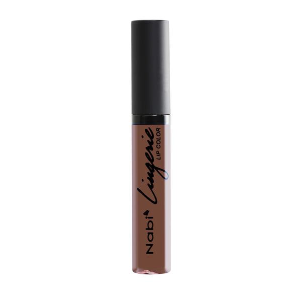 LL01 - NABI LINGIRIE LIP COLOR MOCHA