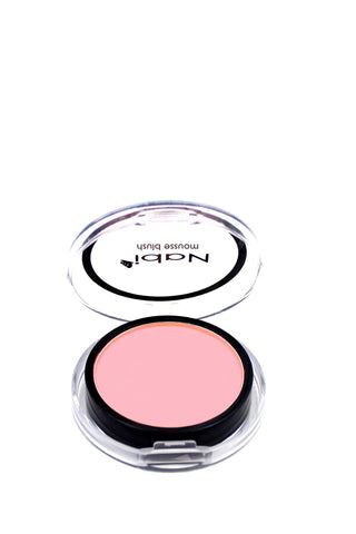 MB02 - Mousse Blush Hot Rose