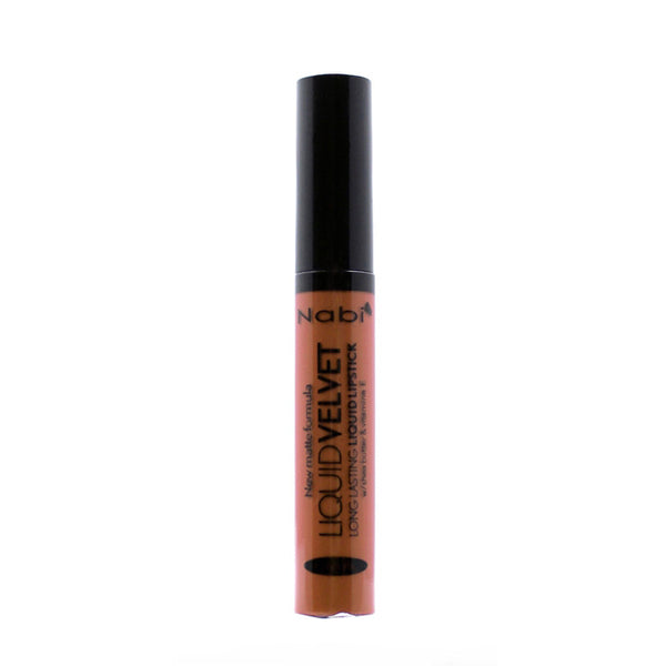 MLL14 - Liquid Velvet Matte Lipstick Honey