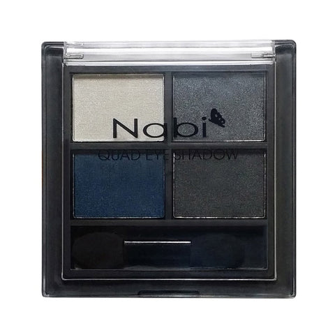 QE01 - QUAD EYESHADOW NIGHT