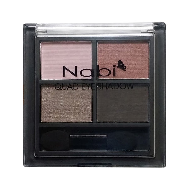 QE02 - QUAD EYESHADOW SAND