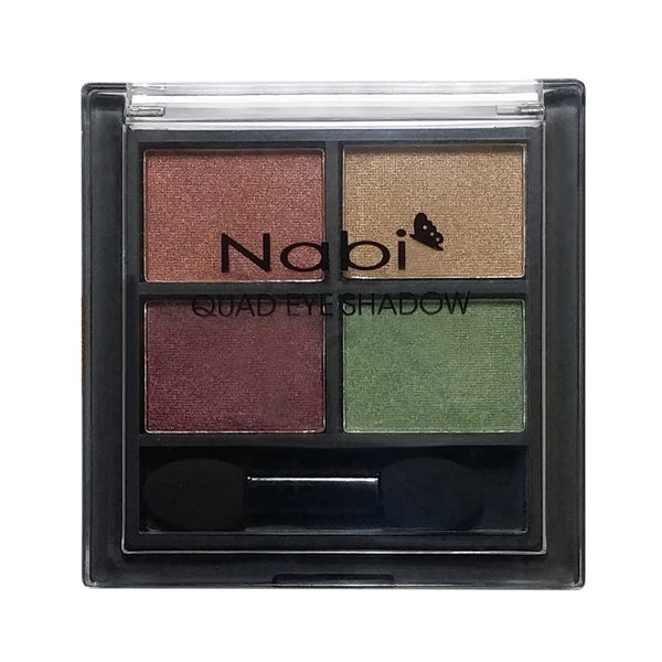 QE03 - QUAD EYESHADOW NATURE