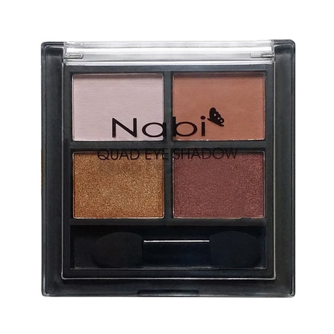 QE05 - QUAD EYESHADOW COFFEE