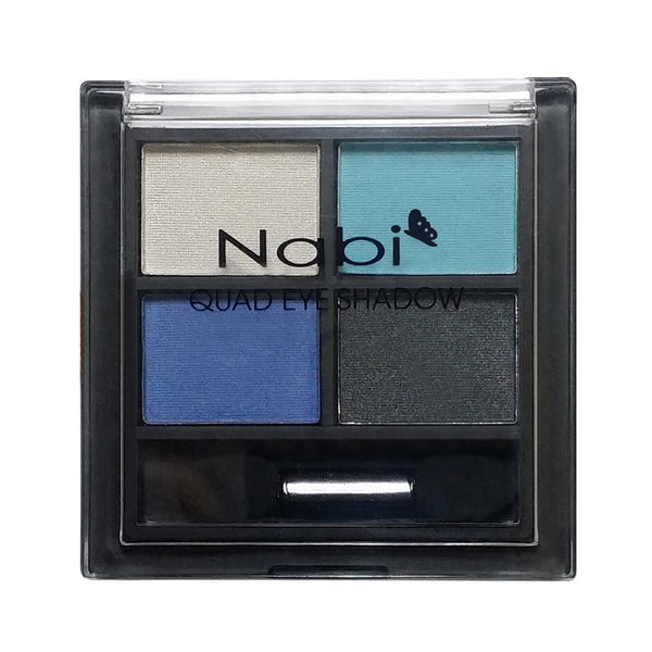 QE06 - QUAD EYESHADOW OCEAN