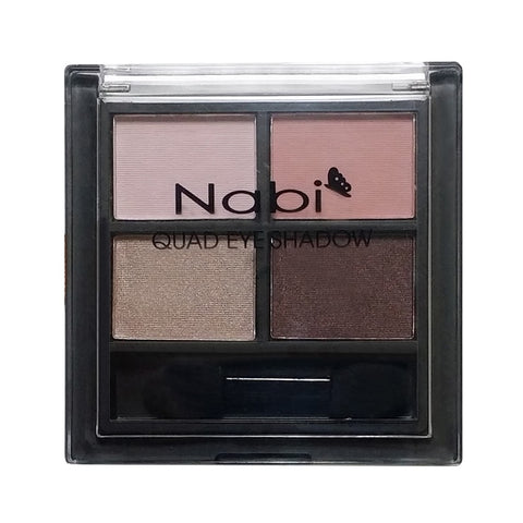 QE07 - QUAD EYESHADOW PEACH