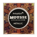 MES-48(#12) NABI MOUSSE EYESHADOW METALLIC