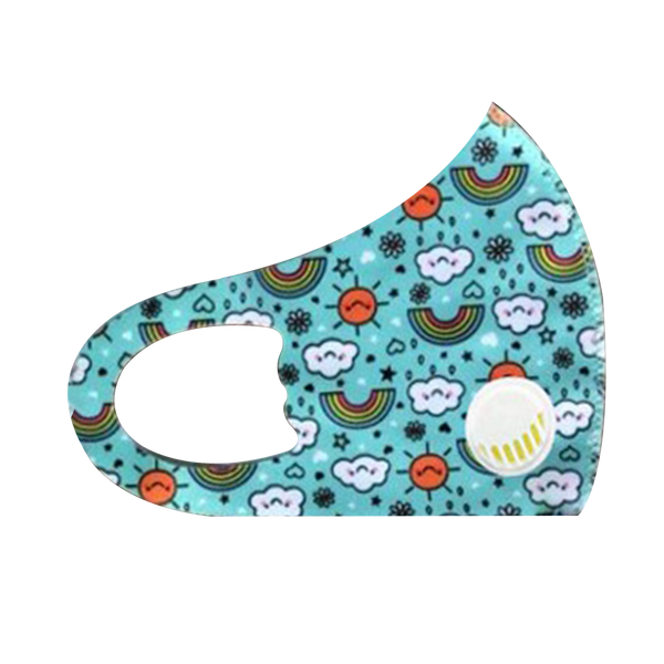 Children Fashion Mask with Filter 12pcs / pack (NB-026)