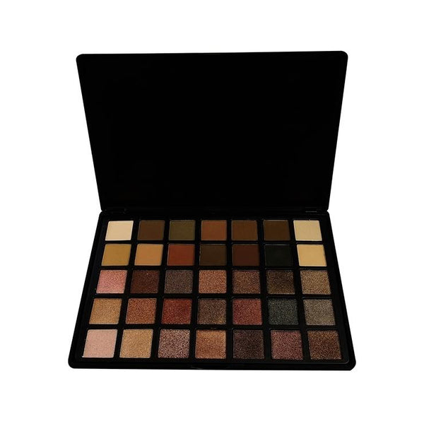 35ES London - Nabi 35 Color Eyeshadow Palette London