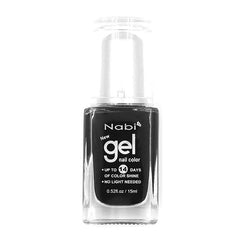 NG04 - New Gel Nail Polish Black