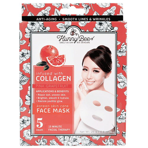 Hunny Bee | Collagen Face Mask