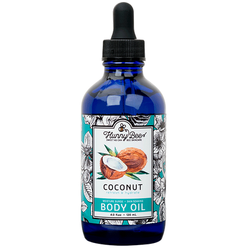 Hunny Bee | Coconut Body Oil