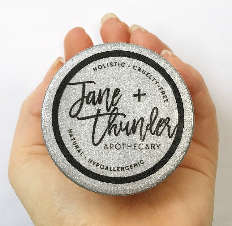 Jane and Thunder - Allergen Free Organic Body Butters, Scrubs and Baby Essential Oils!