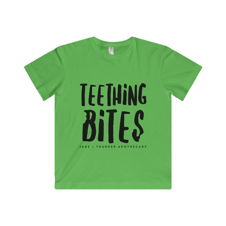 Teething Bites Kid's Fine Jersey Tee