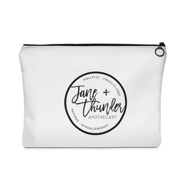 Jane and Thunder lol essential oil bag / Carry All Pouch - Flat