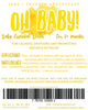 Oh Baby! Essential Oil Blend