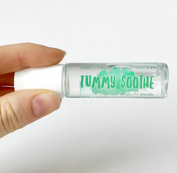 Tummy Soothe Essential Oil Blend