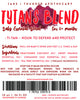 Organic Allergy Free Baby Safe essential oil blend - Tytan's Blend - Germ Fighting