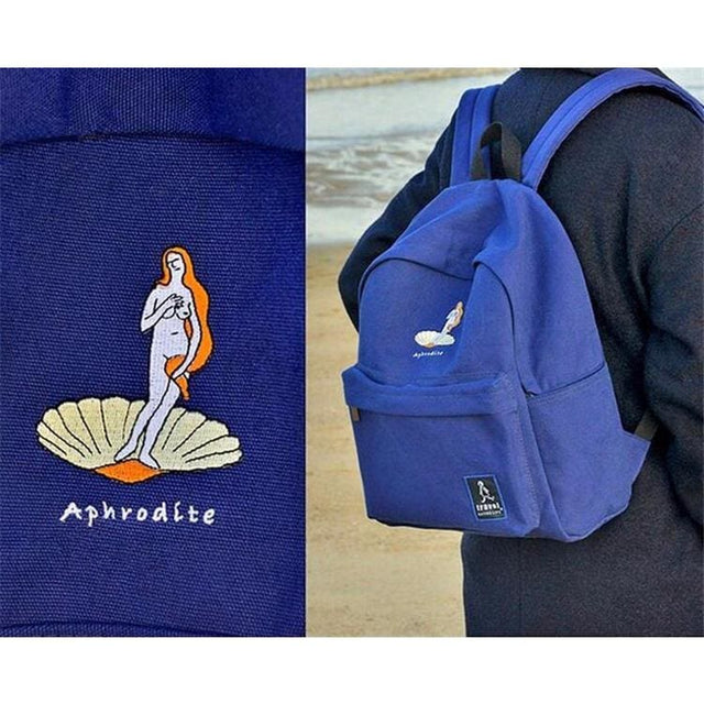 Aphrodite Backpack - Shop Minu (bag) Korean Aesthetic Apparel & Accessories